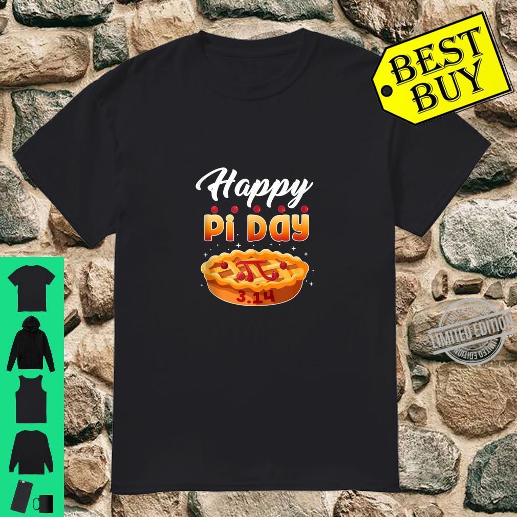 Happy Pi Day Shirt Pie Math Teacher 3.14 Shirt