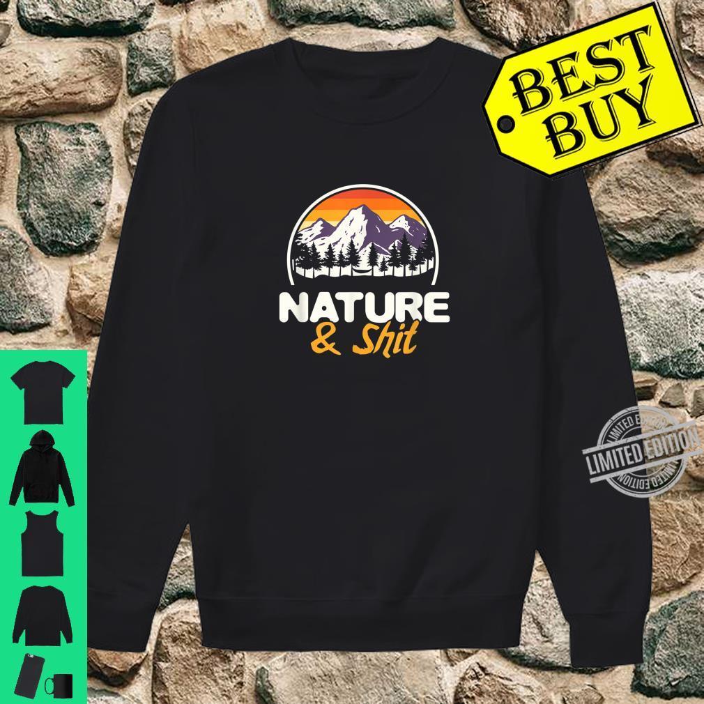 Natur Wanderliebhaber Bergsteiger Wald Wandern Shirt sweater