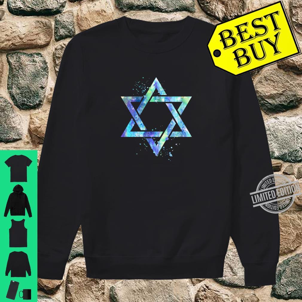 Star Of David Shirt sweater